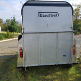 EUROFLOAT 2HSL-L600 WB Ultimate Package - 2 Horse Straight Load Warm Blood - Eurofloat Horse Floats Cheap Sale Used Best
