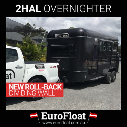 WB size EUROFLOAT 2HAL-Overnighter CHARCOAL