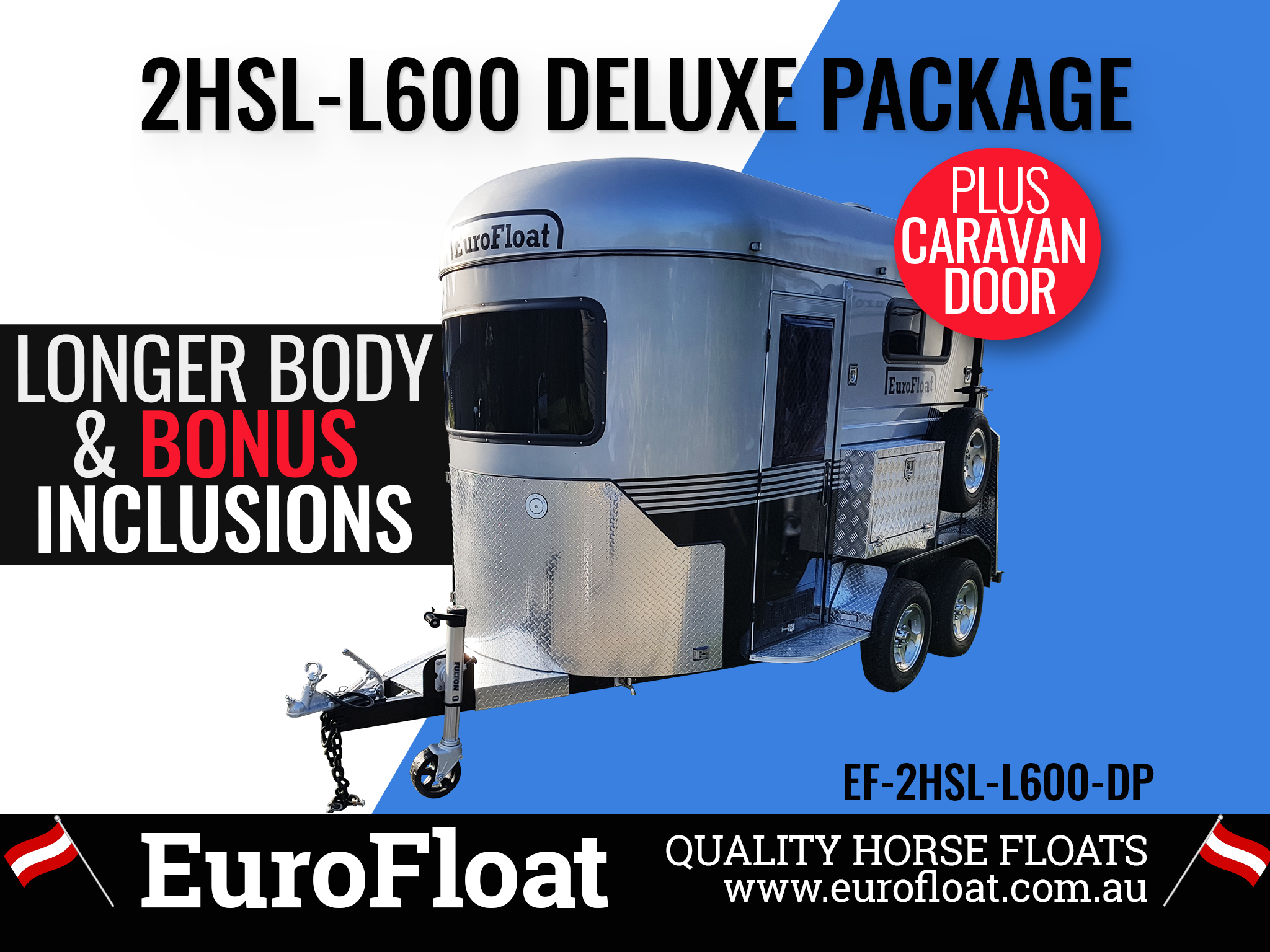 Classic Series 2HSL-L600 - Deluxe Package