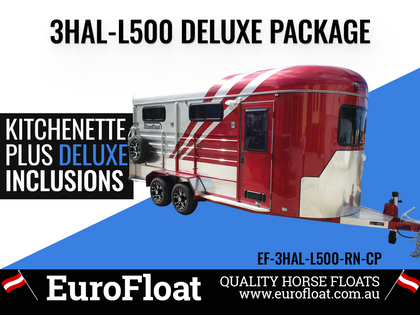 3HAL-L500 Deluxe Package