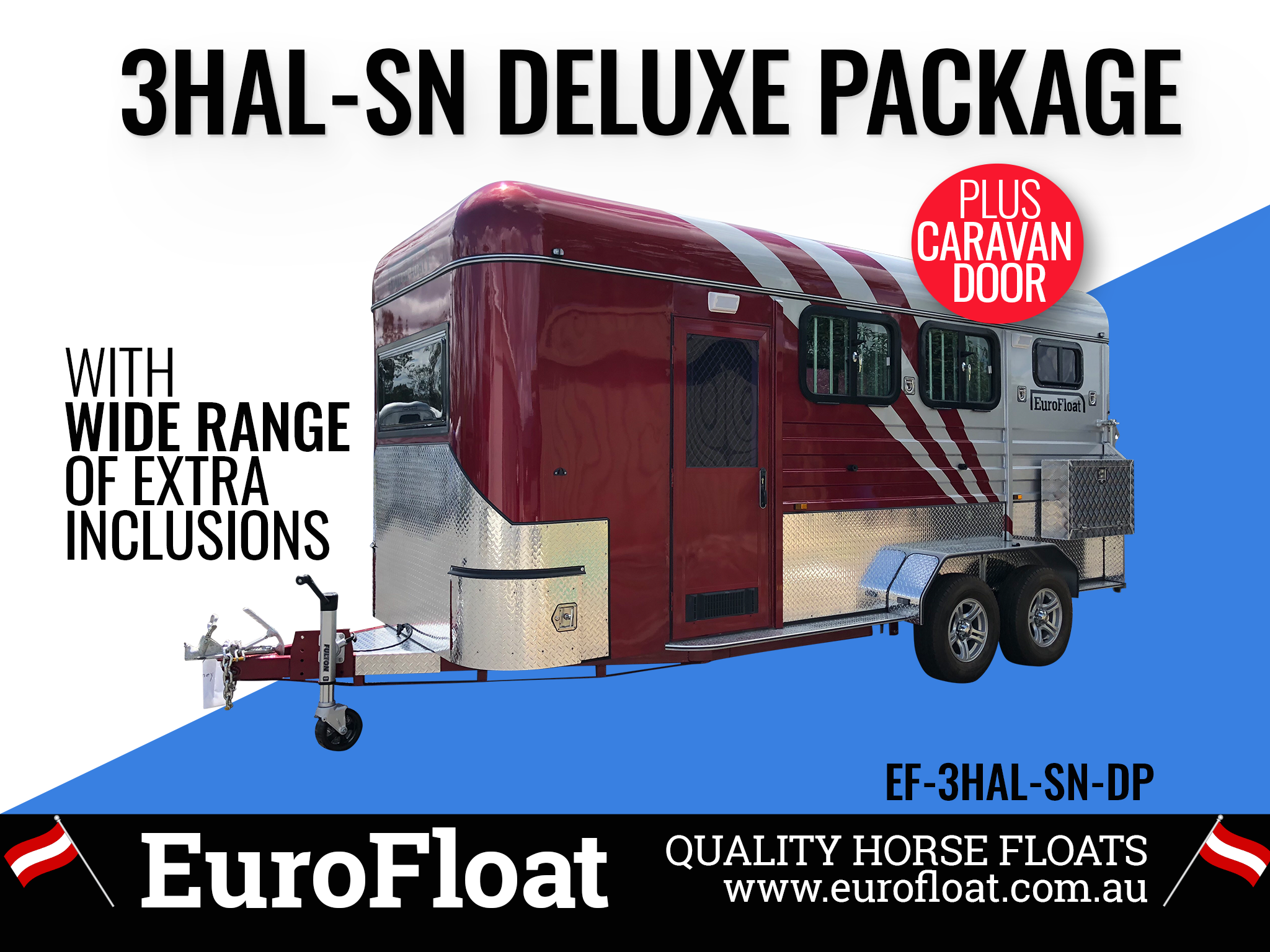 3HAL-SN Deluxe Package