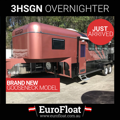 EuroFloat Gooseneck 3HSGN-Overnighter package (3.1)