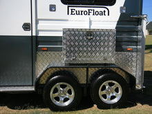 Load image into Gallery viewer, 2HSL-L1000 Deluxe Package - Extended Height - Eurofloat Horse Float Trailer Sale Hire Angle Straight Load Warm Blood
