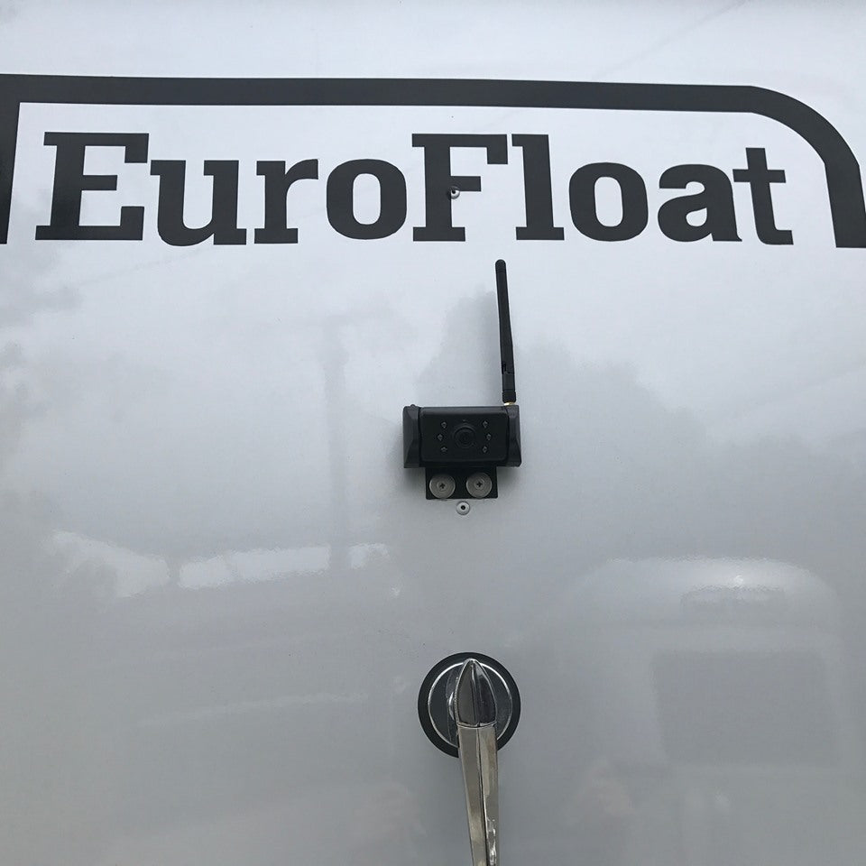 2HAL-OVERNIGHTER Package (2.1) 5475 - Eurofloat Horse Float Trailer Sale Hire Angle Straight Load Warm Blood