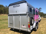 eurofloat-horse-floats - Pink 3HAL-Deluxe October 2019 -