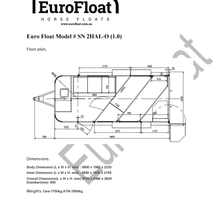 Load image into Gallery viewer, EUROFLOAT - 2HAL-O SN (1.O) 4900