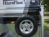 EUROFLOAT 2HAL-L860 Deluxe Package - 2 Horse Angle Load - Eurofloat Horse Floats Cheap Sale Used Best