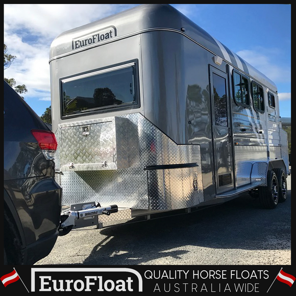 EUROFLOAT - SN 2HAL Overnighter package with shower room  May 2019 Model
