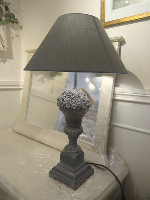 French style shabby chic lamp available online from www.lilybloom.ie
