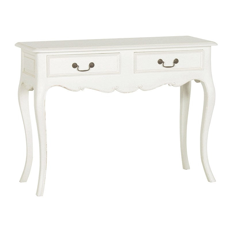 Marseilles 2 Drawer Hall Table