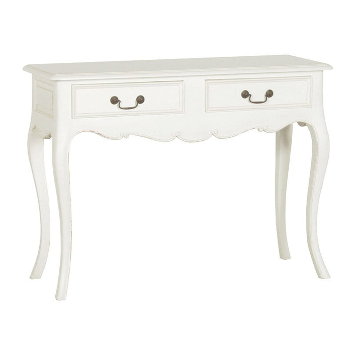 Chateau 2 Drawer Hall Table