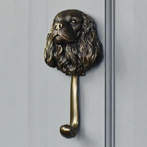 King Charles Cavalier Door Knocker