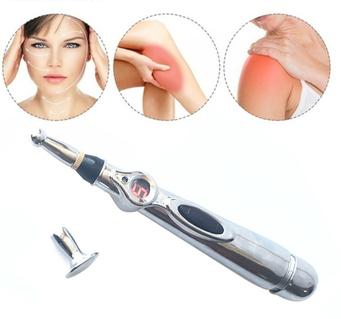 Acupuncture Therapy Massage Pen