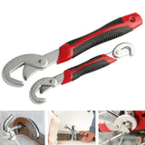 Universal Wrench 2pcs Adjustable Multi-function