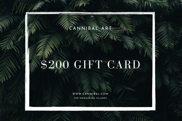Gift Cards (from $25.00 to $500.00)