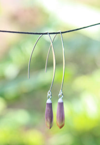 Papuka beach earrings ~ 2