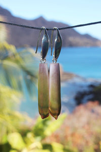 Papuka beach earrings ~ 3
