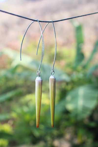 Papuka beach earrings ~ 5