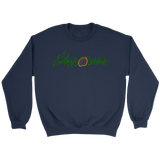 """ANOTHER OCTOBER: Pumpkin"" Unisex Crewneck Sweatshirt (Multiple Colors Available)"