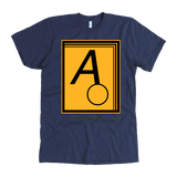 """AARON SEBASTIAN: Balancing Act"" American Apparel T-Shirt (Multiple Colors Available)"