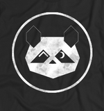 """ANOTHER OCTOBER: Patreon Panda"" American Apparel T-Shirt (Black)"