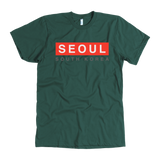 """KOREAN: Seoul"" American Apparel T-Shirt (Multiple Colors Available)"