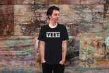 """AO APPAREL: Yeet Classic"" American Apparel T-Shirt (Black)"
