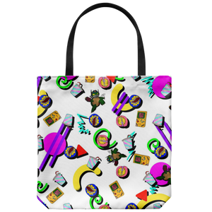 """90's COLLECTION: 90s Explosion!"" Tote Bag"