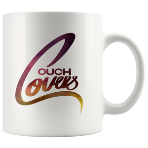 """Couch Covers Logo - Intergalactic Colorway"" - 11oz Mug"