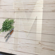 Load image into Gallery viewer, Wedding Guestbook Letter Sign |Monogram Wedding Sign | Wedding Guestbook Letter | Wedding Decor, Wedding Guestbook Letter Sign, designLEE Studio, designLEE Studio