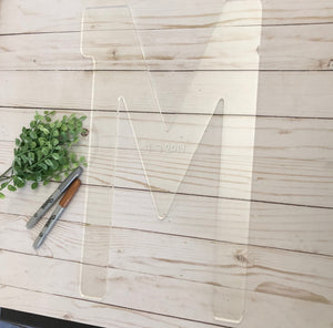 Wedding Guestbook Letter Sign |Monogram Wedding Sign | Wedding Guestbook Letter | Wedding Decor, Wedding Guestbook Letter Sign, designLEE Studio, designLEE Studio