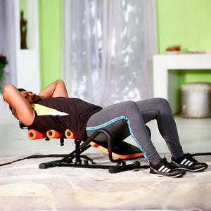 Ab Zone Flex and Flex Master - Total Body Workout Equipment