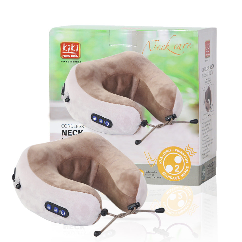 Cordless Massager Pillow