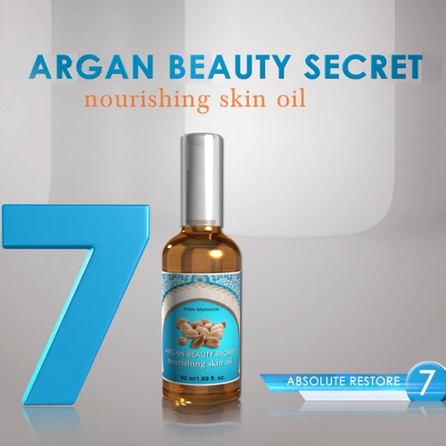 Argan Beauty Skin Oil