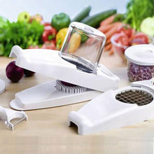 Load image into Gallery viewer, Nicer Dicer Vegetable and Fruit Chopper
