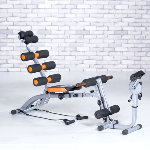 Home Gym and Bike
