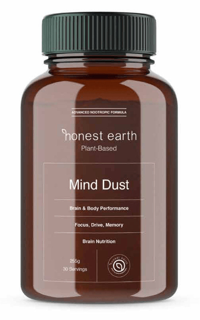 Mind Dust | 100% Brainpower, Focus & Drive