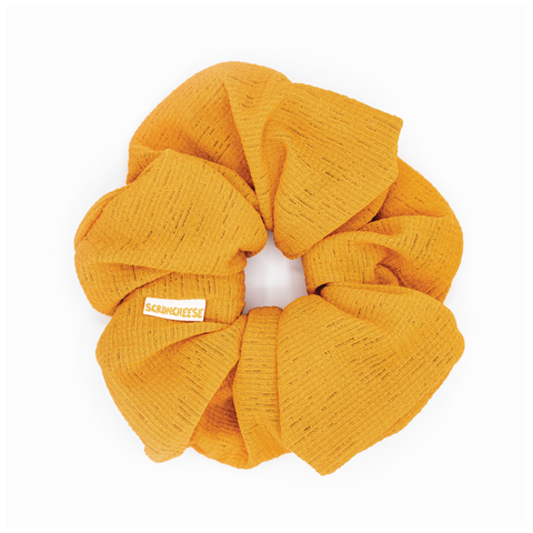 Sunflower Jumbo Scrunchie