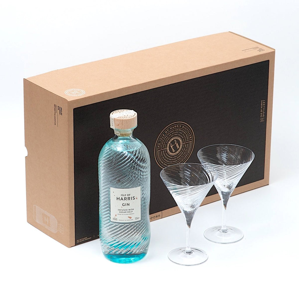 The Harris Martini Serve Gift Set