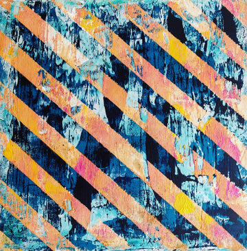 The One with Colours & Stripes 7