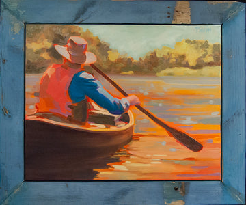 Canoe Series No. 7