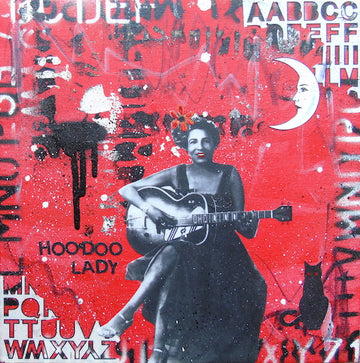 Hoodoo Lady Memphis Minnie