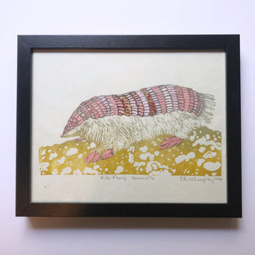 Pink Fairy Armadillow