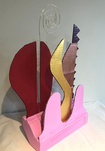 Symbolic Poetry sculpture 2