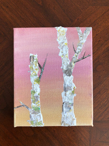 Mini Sunset Birch