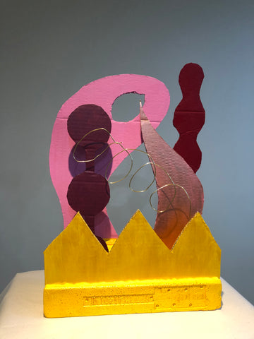 Symbolic Poetry sculpture 1
