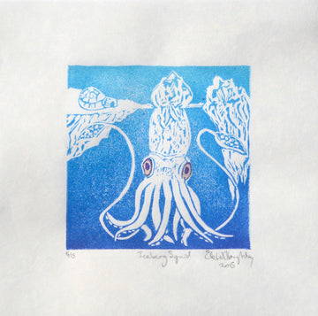 Iceberg Squid