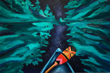 Have You Paddled In Starlight?