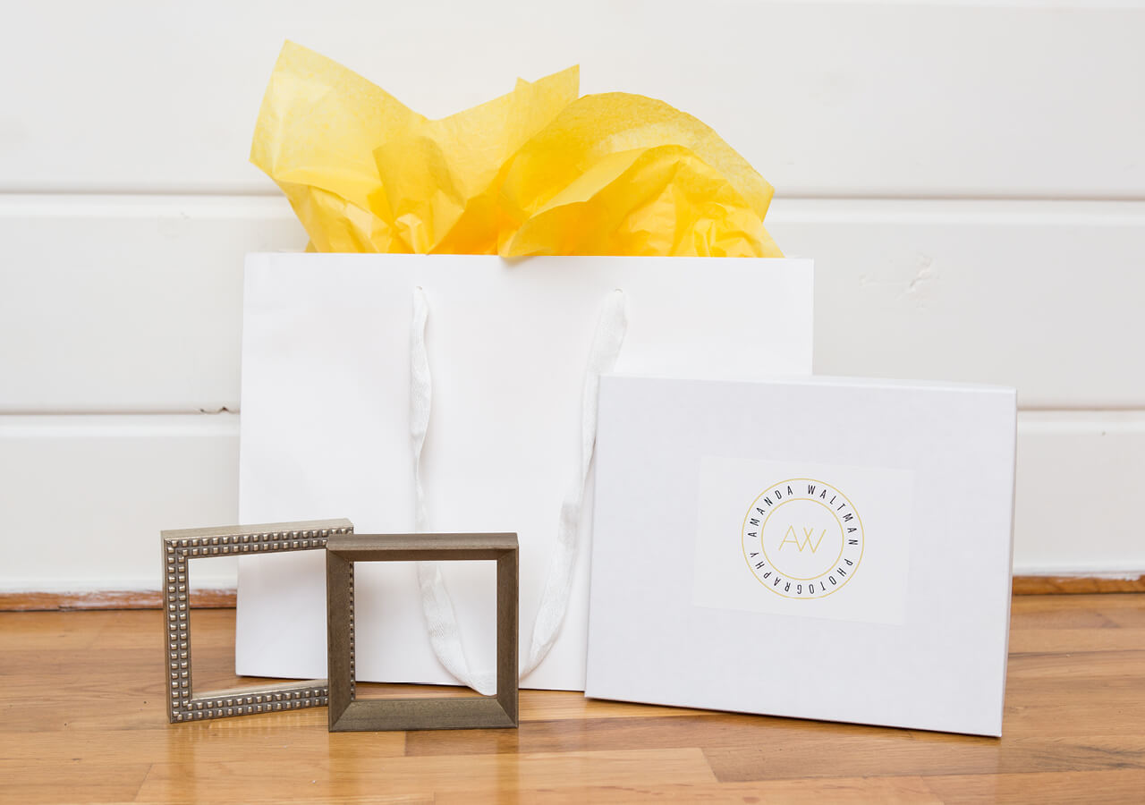 Amanda Walton Packaging and Frames