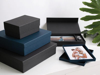 Photography Studio Packaging
